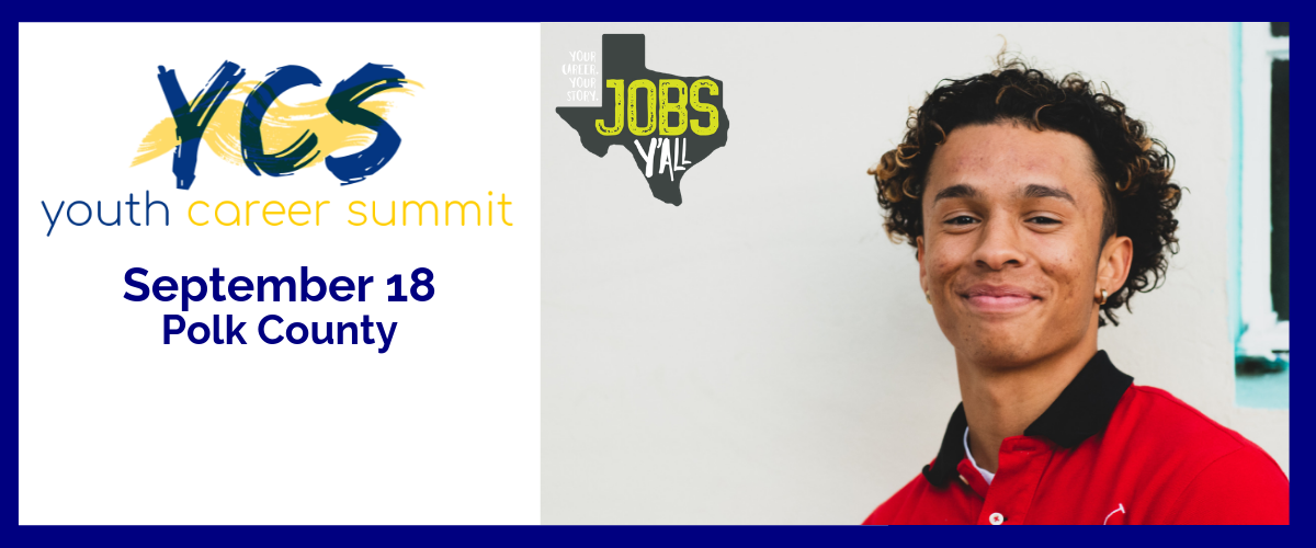 : Click here for more details about the Youth Career Summit in Livingston on September 18, 10 a.m. to 2 p.m.