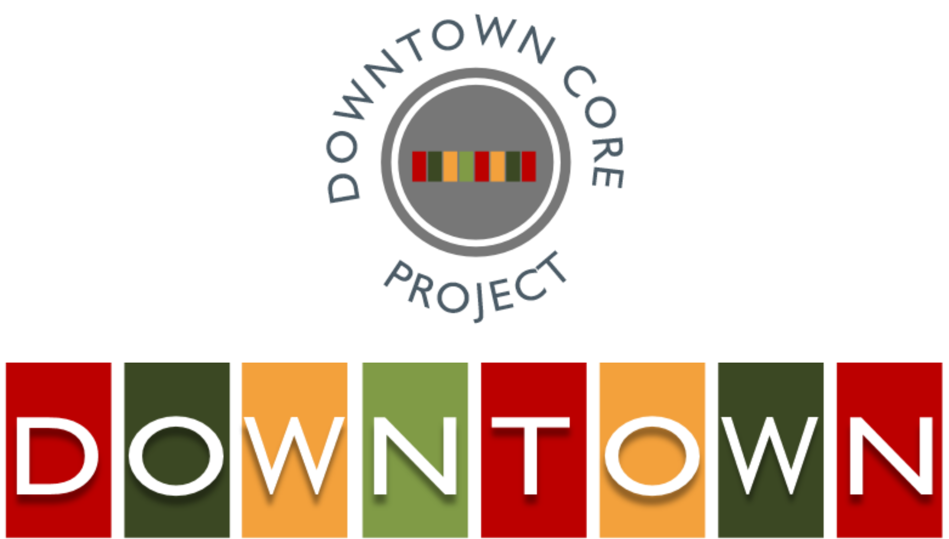 Downtown Core Project Logo