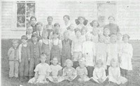 Armstrong School, Early 1900's