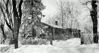 Vanderwarker house, now our Village Park