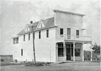 The Millers' store, 1906