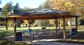 Riverside Park Shelter