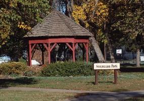 Swensson Park Gazebo