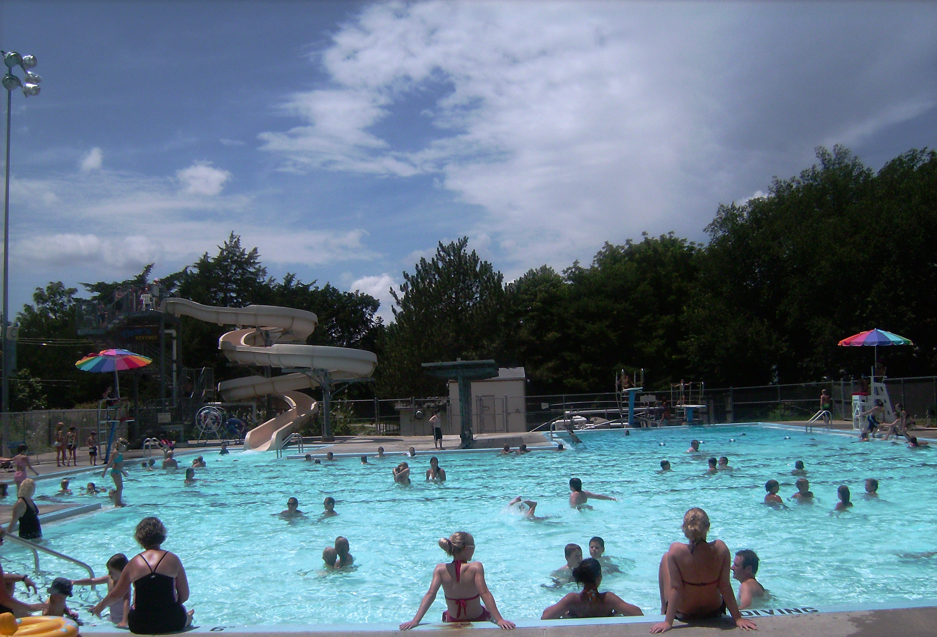 Lindsborg Municipal Pool