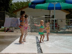 Lindsborg Kiddie Pool