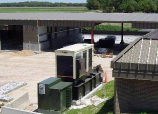 WWTP Emergency Generator