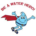 Be A Water Hero!