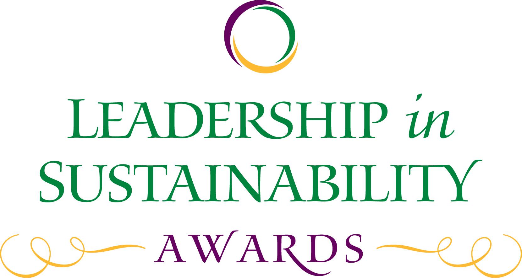 Leadership in Sustainability Awards logo