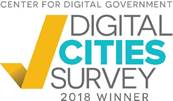 Digital Cities Survey 2018 Winner