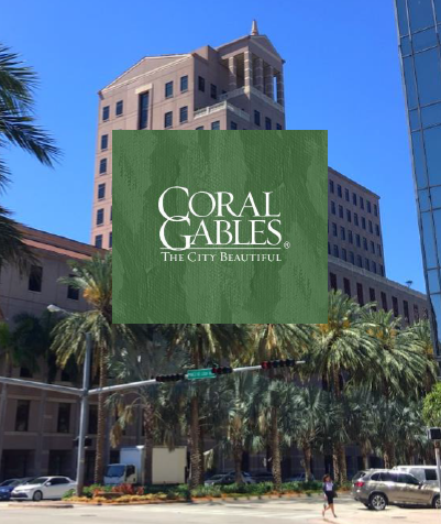 Street Map Of Quesada Spain.City Of Coral Gables City Street Map