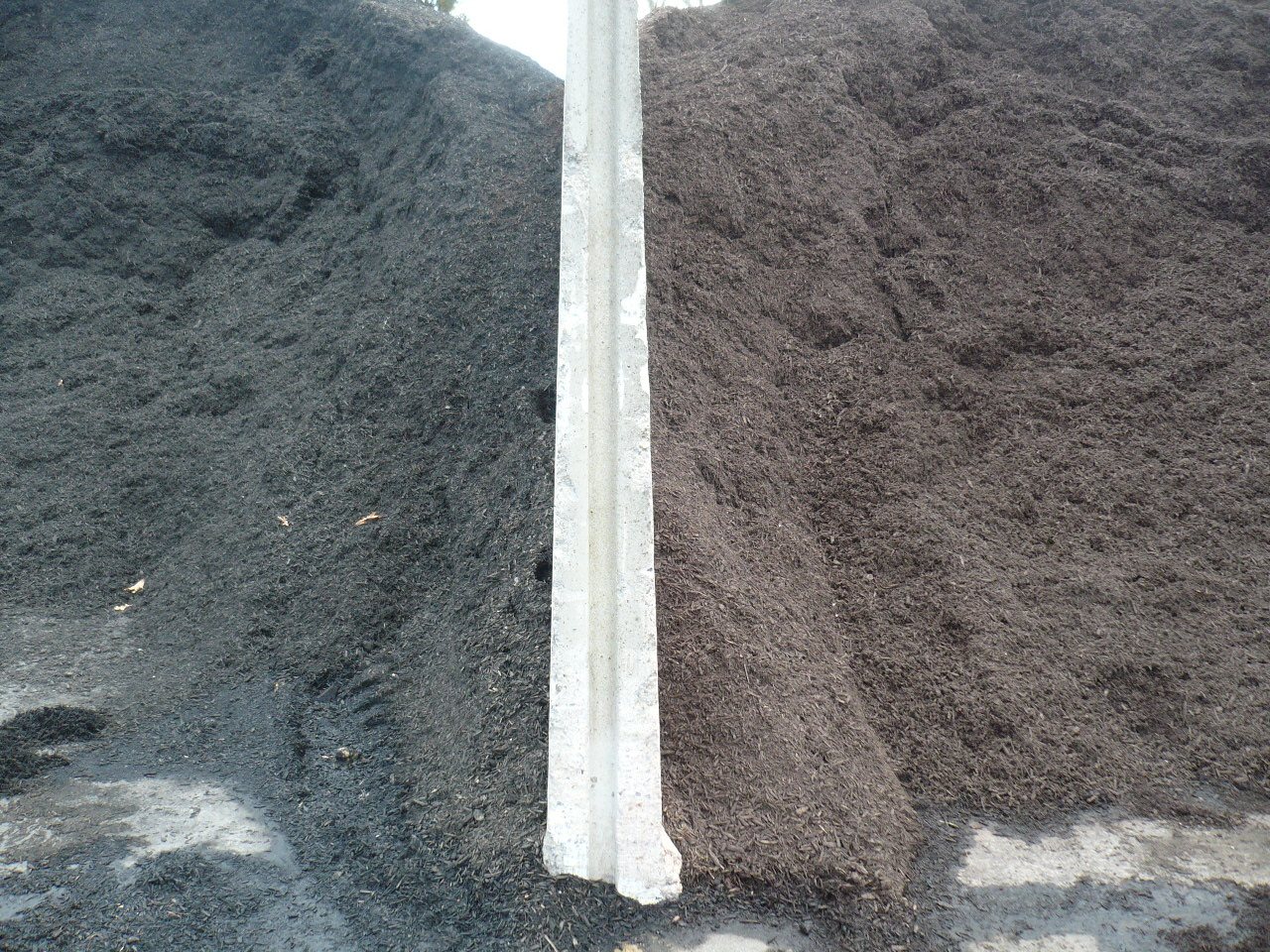 Black or Brown Woodchips