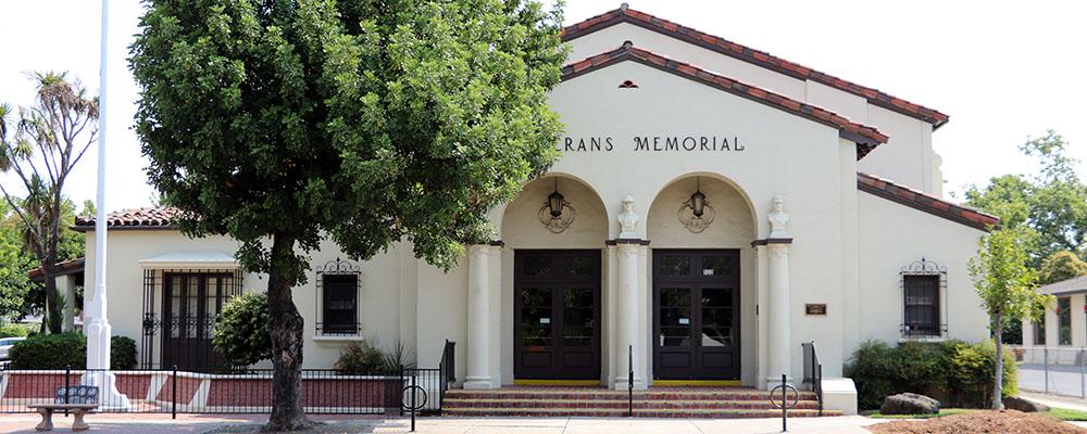 Veteran's Memorial Hall