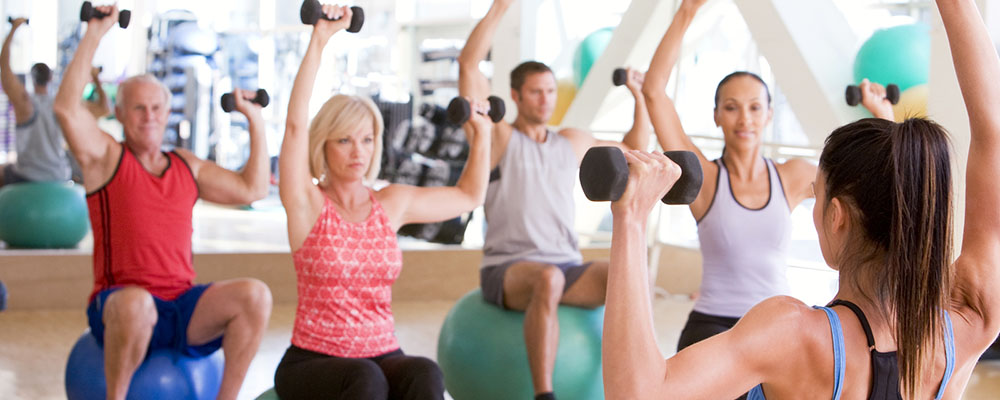 Adult Fitness Classes at LARPD