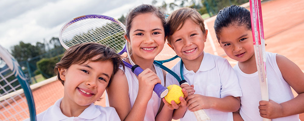 Youth Tennis at LARPD