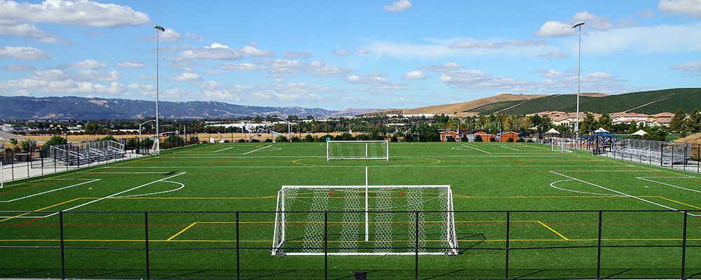 Sports Fields and Gymnasium Rentals at LARPD