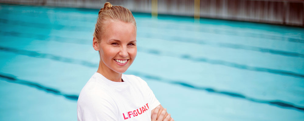 Lifeguard and Water Safety Instructor at LARPD