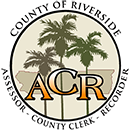 Riverside County Assessor County Clerk Recorder Records Index Search