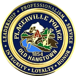 City of Placerville, California - Police