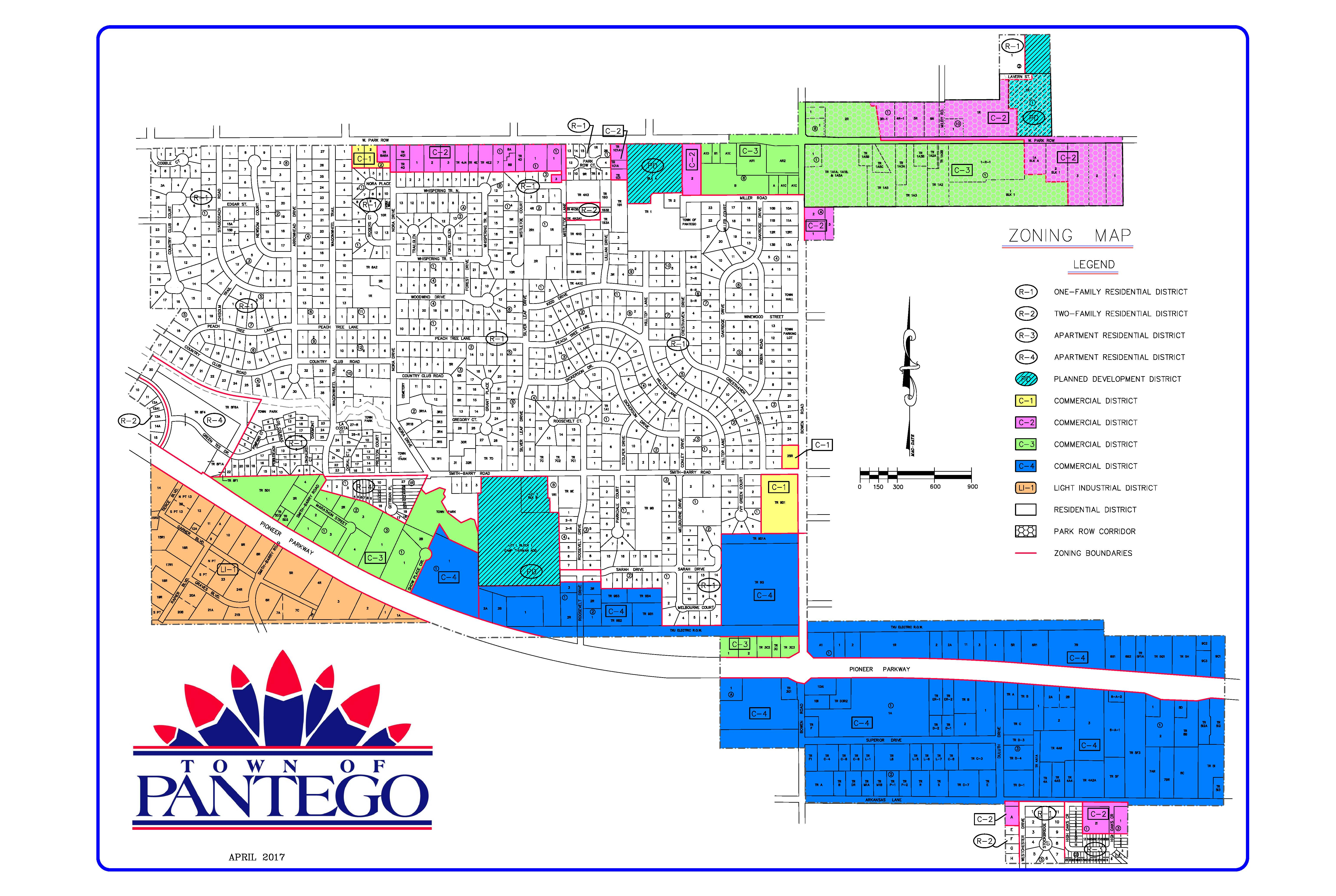 Welcome to the Official Website for the Town of Pantego Texas - Business
