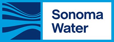 Sonoma Water logo
