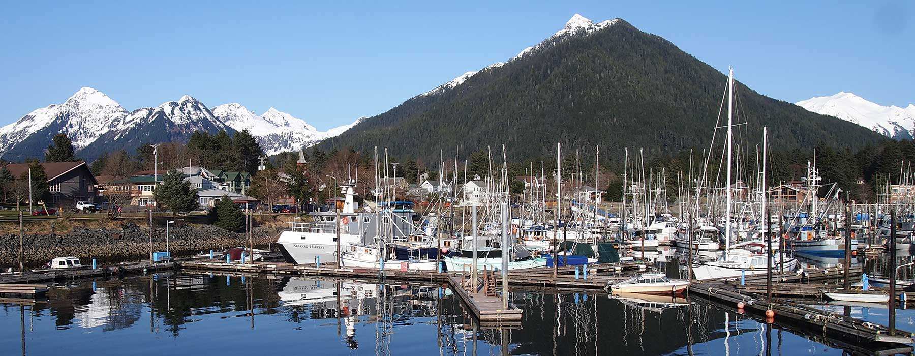 The City of Sitka, Alaska Chooses EvoGov: Ketchikan and Sitka are top cruise destination cities in Alaska and both are customers