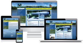Responsive website design local government webmasters