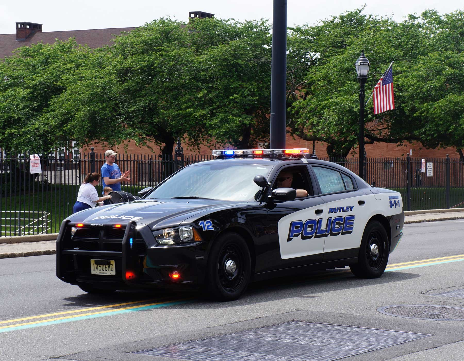 Nutley, New Jersey - Police Department