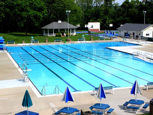 The Township Of Verona New Jersey Community Pool