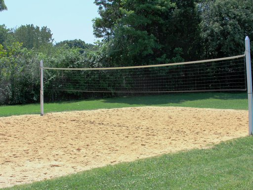 Beach Volleyball: