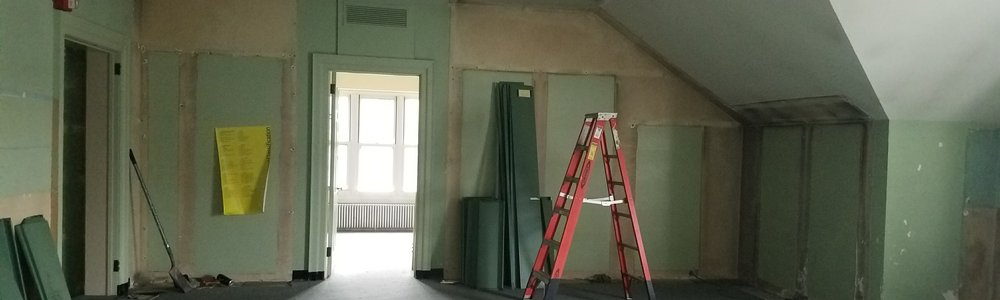 : 2nd Floor Demo has progressed with the removal of shelving and finishes