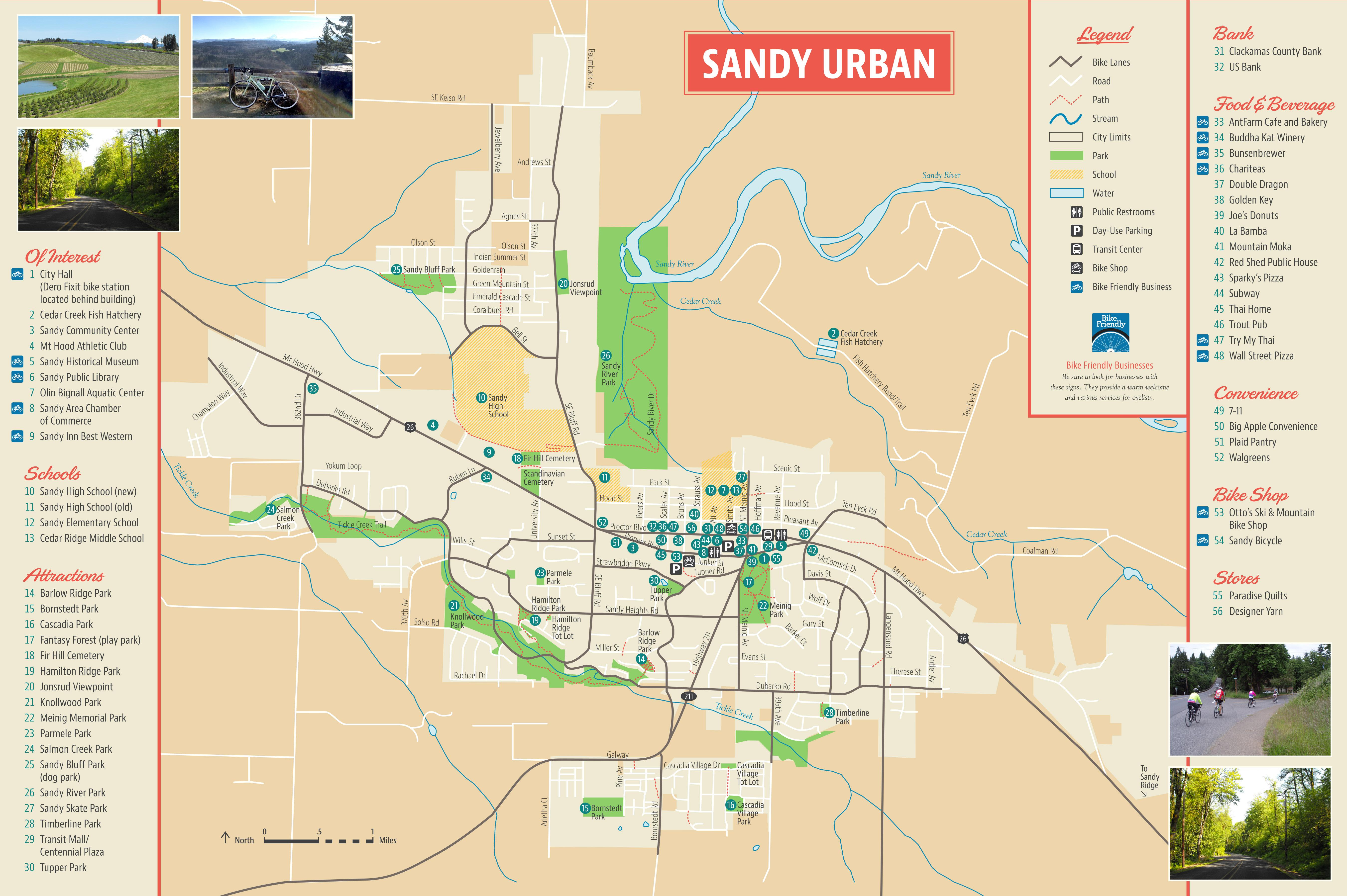 Official Website For The City Of Sandy Oregon City Of