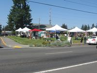 Farmers Market in Downtown Sandy