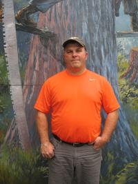 Kevin Anderson (Public Works Crew Leader)