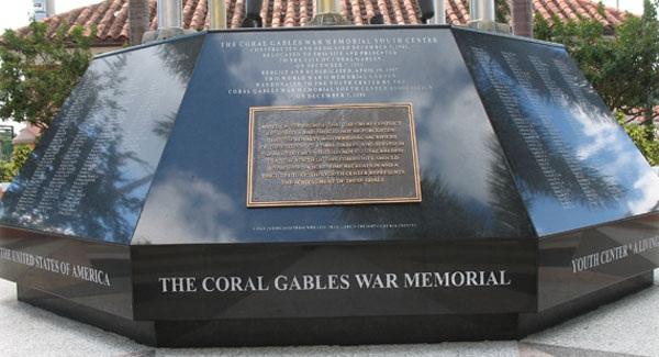 War Memorial Monument.